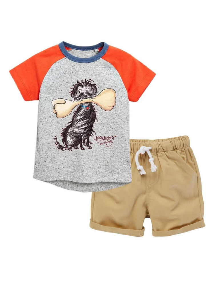 Boys Hairy Maclary and Friends 2-Piece Set
