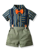 Boys Classic Suspender Set
