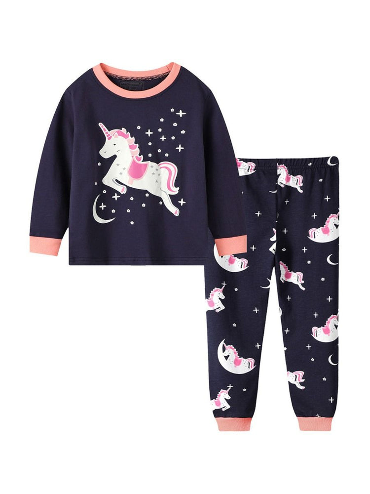 Magical Unicorn Pajama Set