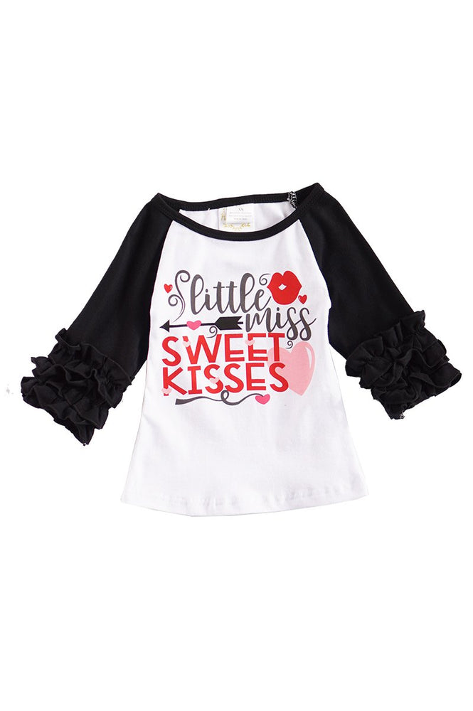 Girls Little Miss Top