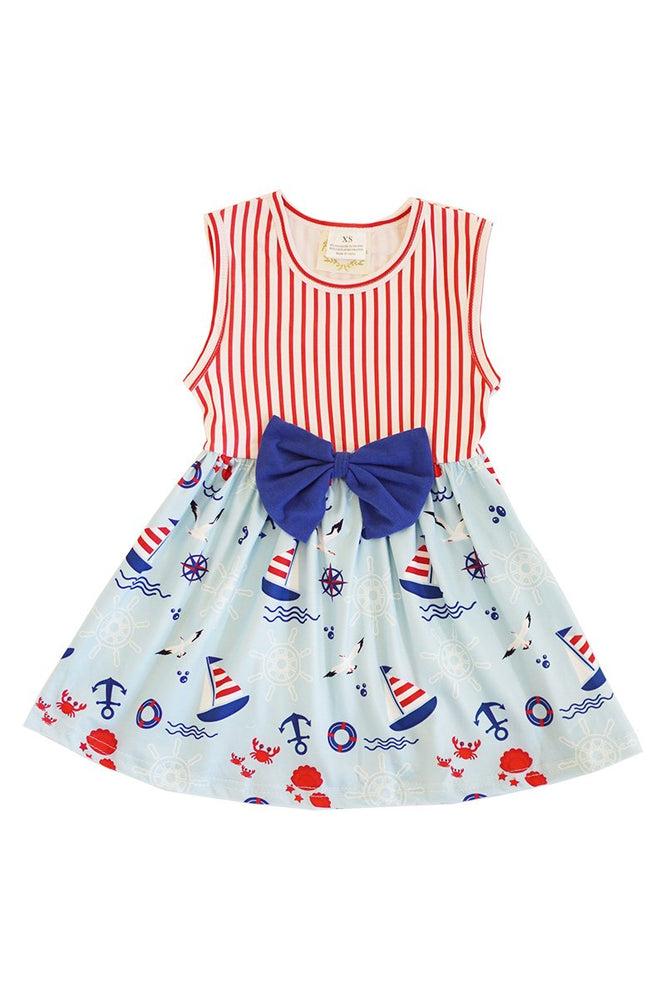 Girls Out to Sea Dress