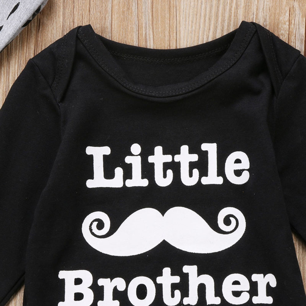 Boys Little Brother 3-Piece Set