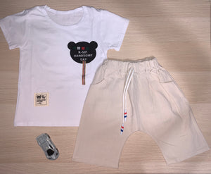 Boys Handsome Day 2-Piece Set