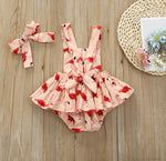 Girls Flamingo 2-Piece Set