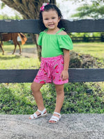 Girls Watermelon 2-Piece Set