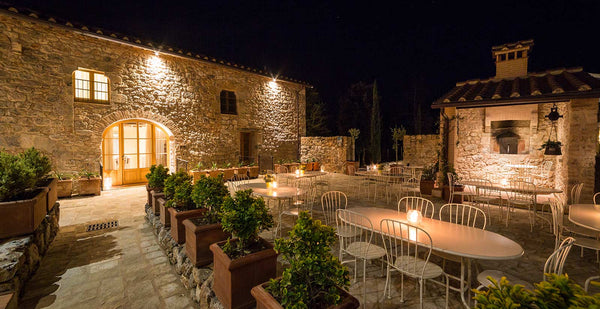 Experiences in Chianti-Sleeping in an exclusive ancient Tuscan residence