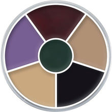 Load image into Gallery viewer, Kryolan Cream Colour Circle
