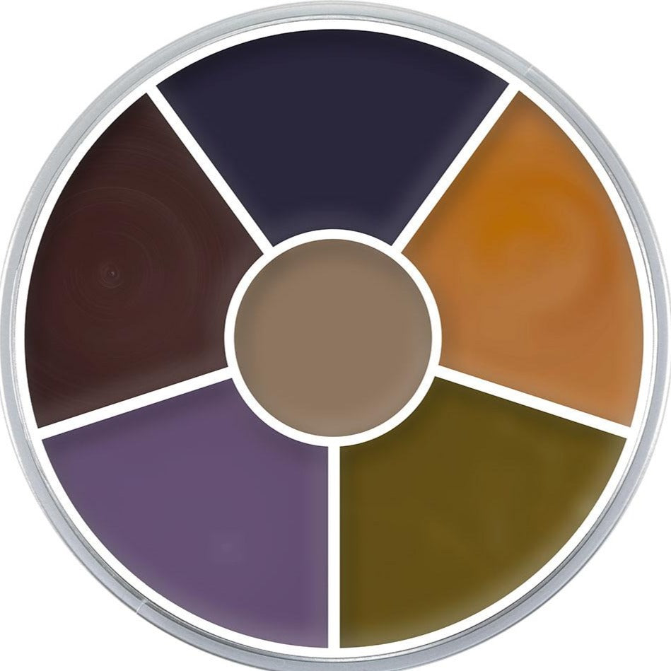 Kryolan Cream Colour Circle