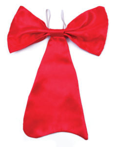 Large Red Bowtie