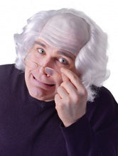 Load image into Gallery viewer, Old Man Wig (Black or White)