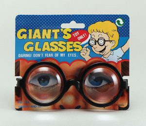 Giant's Glasses