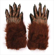 Load image into Gallery viewer, Grey Werewolf Gloves