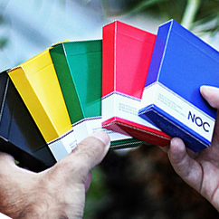 NOC Playing Cards