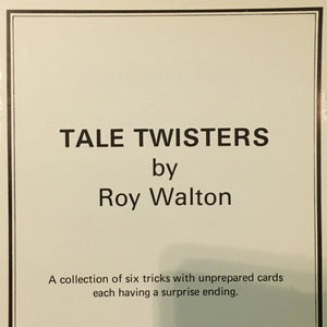 Tale Twisters by Roy Walton
