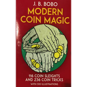 Modern Coin Magic by J.B.Bobo