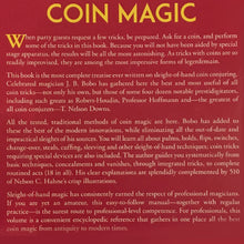 Load image into Gallery viewer, Modern Coin Magic by J.B.Bobo