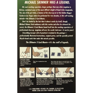 Michael Skinner's Ultimate 3 Card Monte