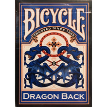 Load image into Gallery viewer, Bicycle Dragon Back (Red, Blue or Gold)