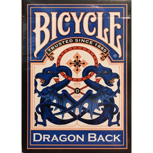 Bicycle Dragon Back (Red, Blue or Gold)