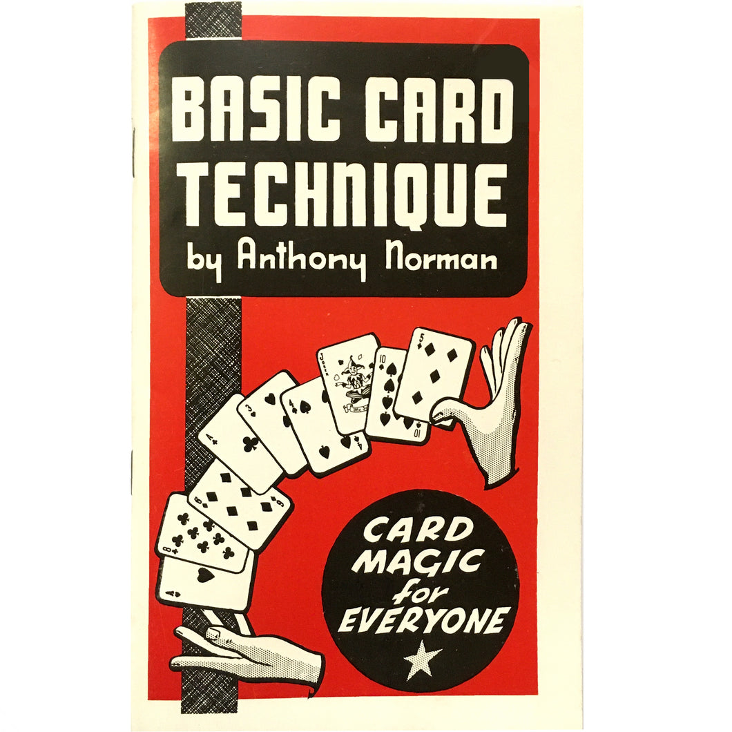 Basic Card Technique by A. Norman