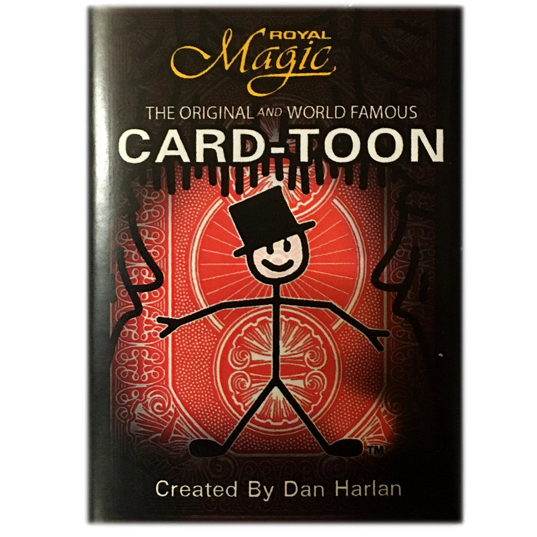 Card-toon by Dan Harlan