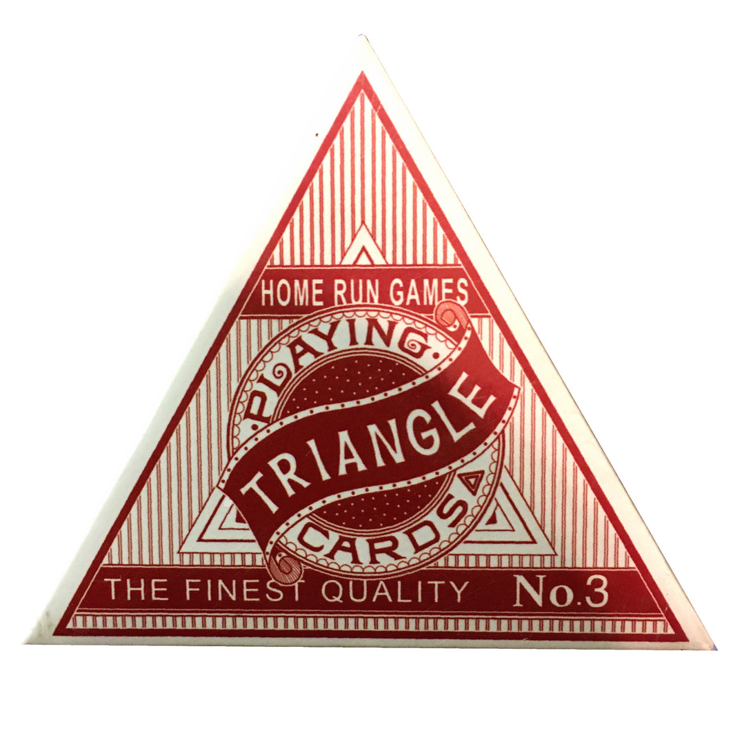Triangular Playing Cards