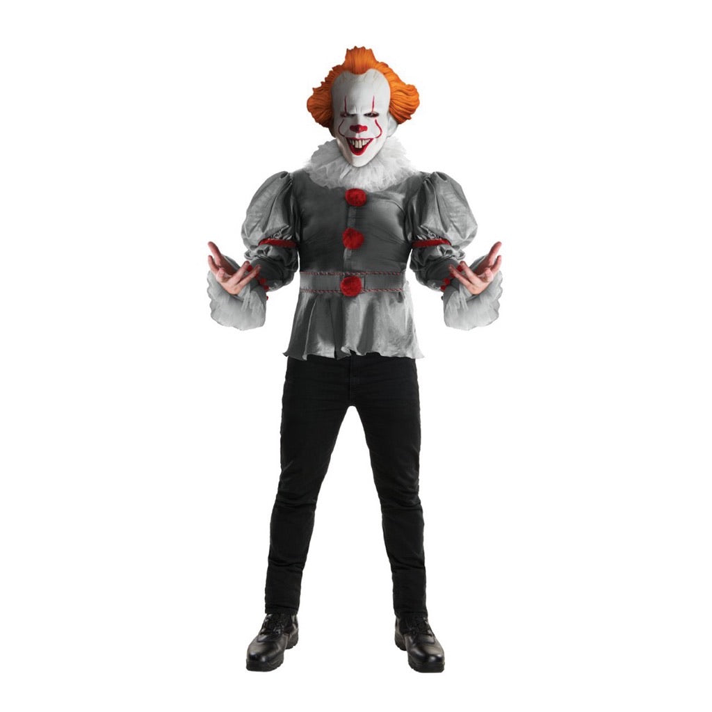 Pennywise Costume and Mask