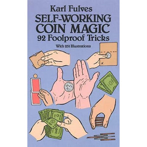 Self-Working Coin Magic by Karl Fulves