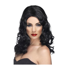 Load image into Gallery viewer, Long Wavy Wig