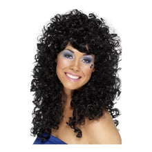 Load image into Gallery viewer, Long Curly Wig