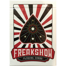 Load image into Gallery viewer, Freakshow Playing Cards