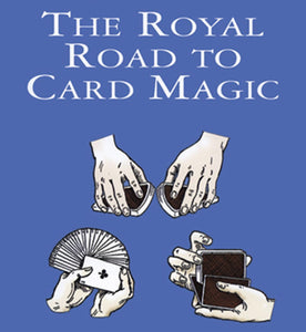 Classic book with 76 carefully chosen card tricks with 121 clear illustrations. The 20 chapters cover effects ranging from closeup magic for an audience of one, to platform effects for a large audience.  A must have for any magician.