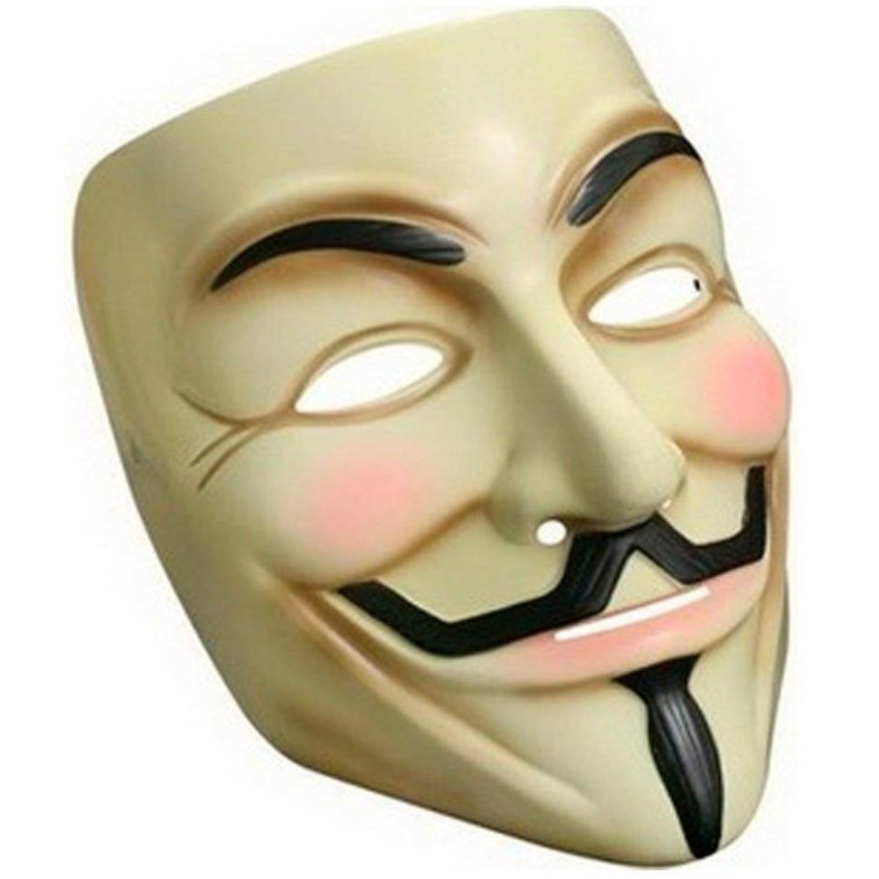 'V for Vendetta'/ Anonymous Mask