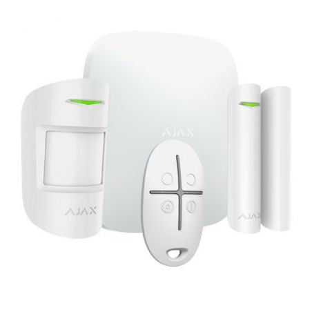 KIT ALARME SANS-FIL GSM IP