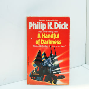 Front cover of a vintage science fiction paperback