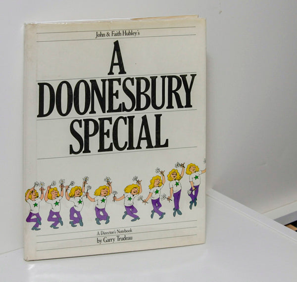 "Signed Book ""A Doonesbury Special"" First edition Garry Trudeau [1978] FREE PRIORITY SHIPPING to U.S."