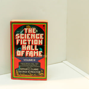 "The Science Fiction Hall of Fame, vol. 3 Nebula Winners 1965-1969 [c.1982] Includes ""A Boy and His Dog"" by Harlan Ellison"