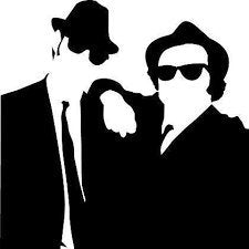 Blues Brothers inspired poster [The Blues Brothers, 1980]  -- multiple sizes --