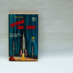 "Cheesy science fiction ""UFO 517"" [1965] Badger Books Appears unread! British imprint"