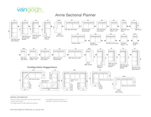 Annie Sectional