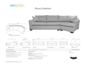 Bruce Sectional