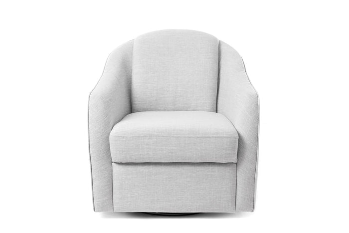 Quickship Jake Swivel Chair