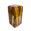 Image of Customizable Orange Sticks Cube For Your Office Or Home by Arditi