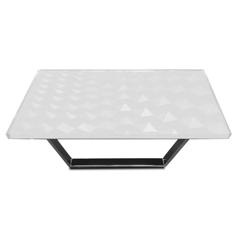 Modern Triangles Coffee Table With Choice of Colors by Arditi Collection