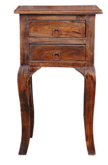 Is this a Nightstand Or End Table? Solid Mahogany Multi-Use Table by Sunset Trading Collection