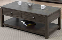 Coffee Table With Matching Pieces by Sunset Trading Collection