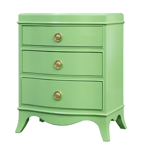 WOW! This Melbourne Nightstand Is Painted To Your Color Specifications by Somerset Bay