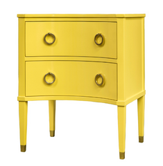 Transitional Concave Nightstand Is A Winner by Somerset Bay/SB NOW