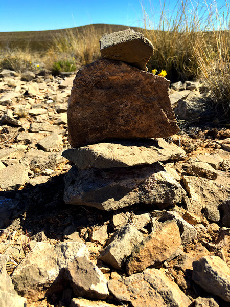 The Dope Fiends Comics Stone Cairn at ITMON