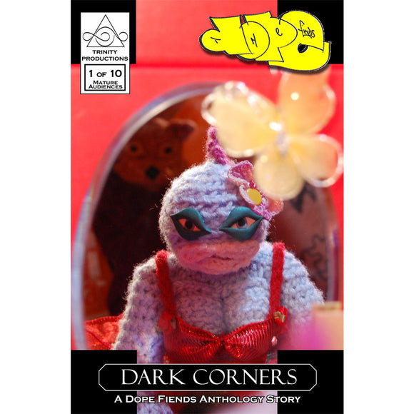 Dark Corners - Issue 1